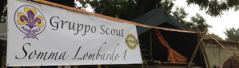 Gruppo Scout Somma Lombardo 1